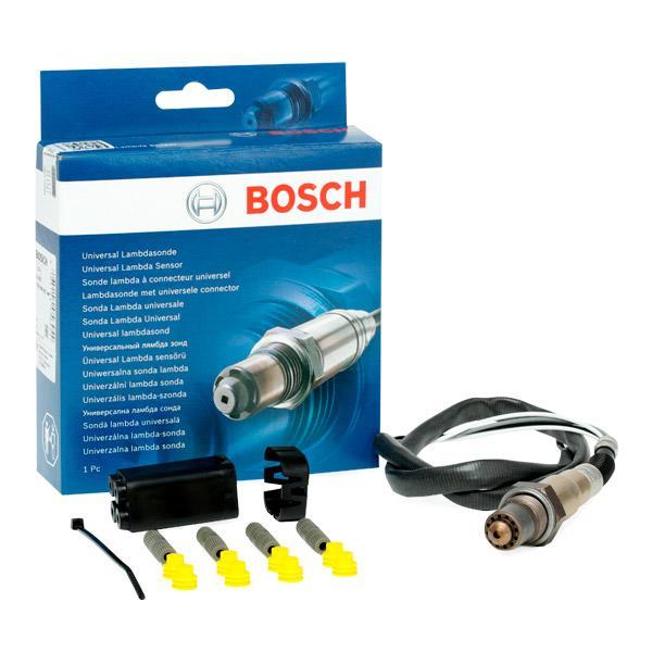 Lambda Sensor 0 258 986 602 BOSCH 15733 in Original Qualität