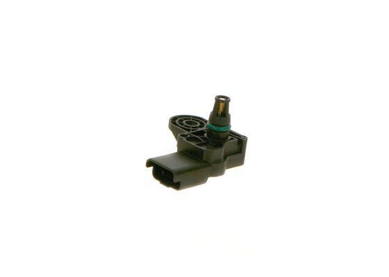 Sensor, intake manifold pressure 0 261 230 136 BOSCH DSD2TF original quality