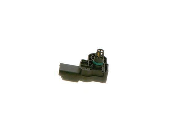 Sensor, intake manifold pressure BOSCH 0261230136 expert knowledge