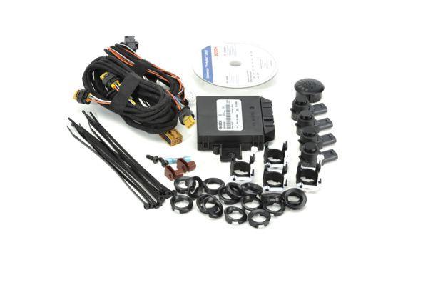 Parking sensors kit BOSCH URF74KANALHECKUSS40R 4047024312456