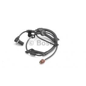 Sensor, Raddrehzahl Art. Nr. 0 265 006 233 120,00€