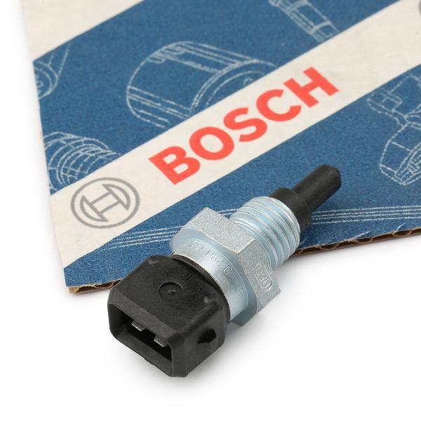 Sensor de Temperatura del Refrigerante BOSCH 0280130039 conocimiento experto