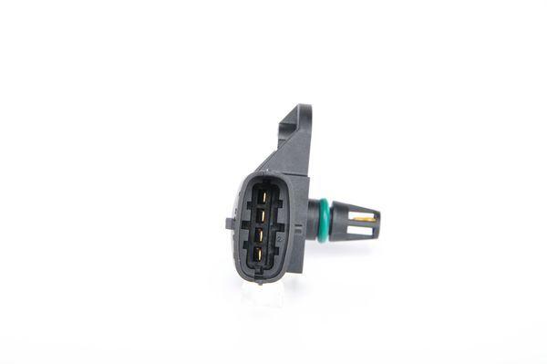 Sensor, presión de sobrealimentación BOSCH 0 281 002 437 evaluación