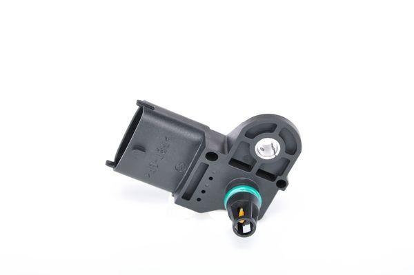 Sensor de Presión del Turbo BOSCH 0281002437 conocimiento experto