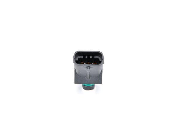 Sensore, Pressione collettore d'aspirazione BOSCH 0 281 002 844 valutazione