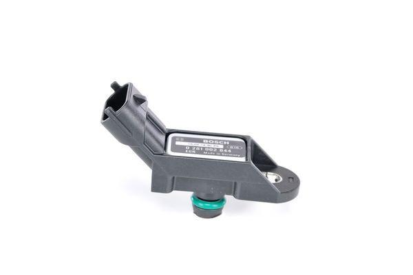 Sensore, Pressione collettore d'aspirazione BOSCH 0281002844 conoscenze specialistiche