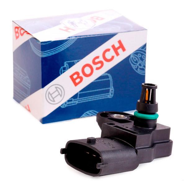 Sensor Pressão de Sobrealimentação BOSCH 0281002845 conhecimento especializado