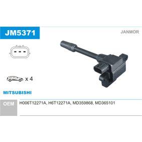 Zündspule mit OEM-Nummer MD365101