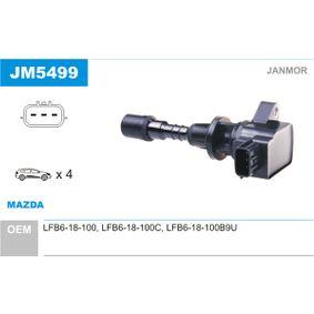 JANMOR  JM5499 Ignition Coil