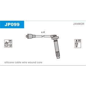 JANMOR  JP099 Ignition Cable Kit Silicone