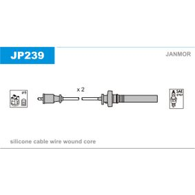 JANMOR  JP239 Ignition Cable Kit Silicone