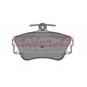 Brake Pad Set, disc brake Width: 110mm, Height: 68mm, Thickness: 17,3mm with OEM Number 3344787
