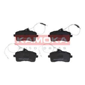 Bremsbelagsatz, Scheibenbremse Höhe: 66,8mm, Dicke/Stärke: 19,5mm mit OEM-Nummer 4254.78