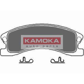 Bremsbelagsatz, Scheibenbremse Breite: 158mm, Höhe: 61mm, Dicke/Stärke: 19,1mm mit OEM-Nummer 5093 260AA