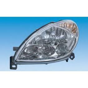 Hauptscheinwerfer für Fahrzeuge mit Leuchtweiteregelung (elektrisch) mit OEM-Nummer 6205 X6