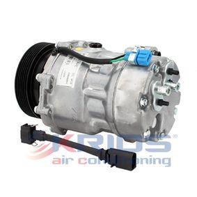 Klimakompressor Riemenscheiben-Ø: 120mm mit OEM-Nummer 1076012