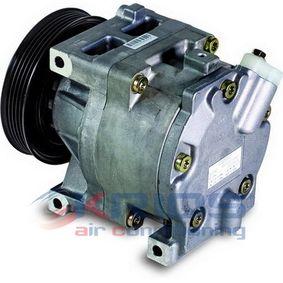 Compressor, air conditioning K15050 PUNTO (188) 1.2 16V 80 MY 2000