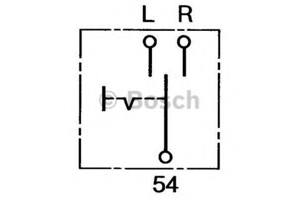 Control Stalk, indicators BOSCH SHWH81 3165141856224
