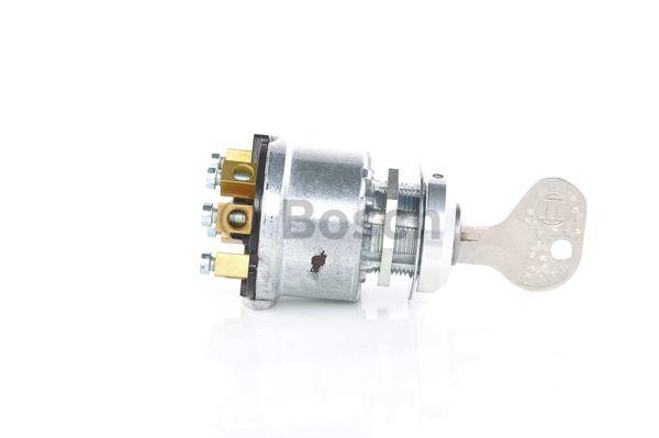 Ignition- / Starter Switch BOSCH SHZAS33 rating