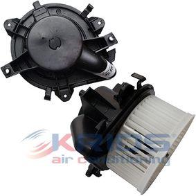 Interior Blower K92051 PUNTO (188) 1.2 16V 80 MY 2004