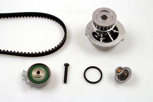 GK  K980059B-TH Wasserpumpe + Zahnriemensatz Breite: 17mm