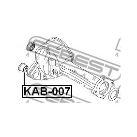 FEBEST KAB-007 Bewertung