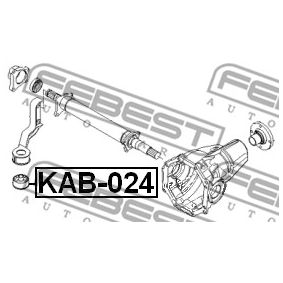 FEBEST KAB-024 Bewertung