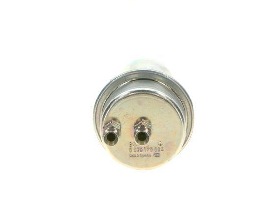 Image of BOSCH Accumulatore pressione, Pressione carburante 3165142430089