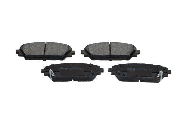 KAVO PARTS  KBP-4571 Brake Pad Set, disc brake Thickness: 15,8mm