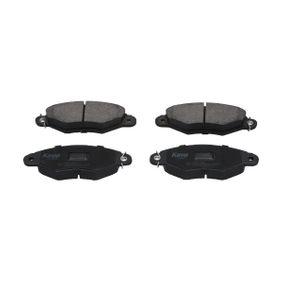 Bremsbelagsatz, Scheibenbremse Breite: 47mm, Dicke/Stärke: 18mm mit OEM-Nummer 4252 05