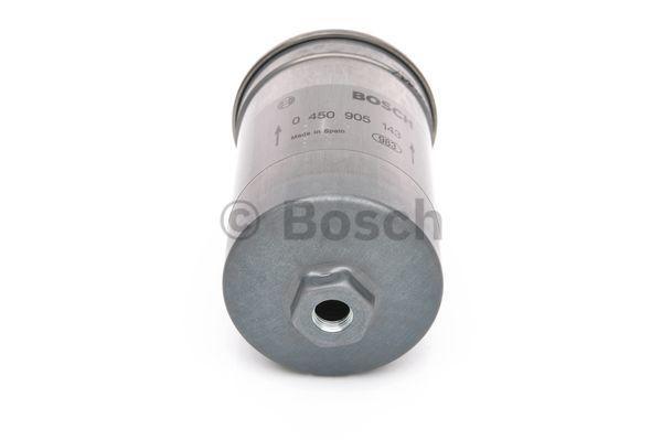 Filtro Combustibile 0 450 905 143 BOSCH 71031 di qualità originale