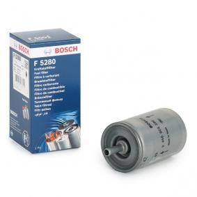 Sistema de pré-aquecimento do motor (eléctrico) OPEL CORSA C Caixa (F08, W5L) 1.2 80 CV de Ano 07.2005: Filtro de combustível (0 450 905 280) para de BOSCH