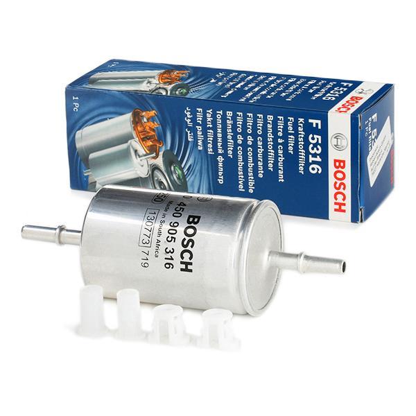 Fuel filter BOSCH 0 450 905 316 rating
