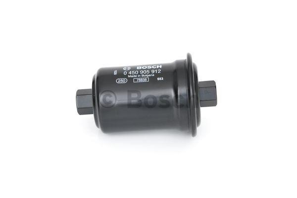 Kraftstofffilter BOSCH 0450905912 Erfahrung