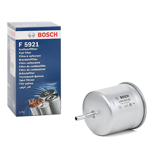 Kraftstofffilter BOSCH 0 450 905 921 Erfahrung