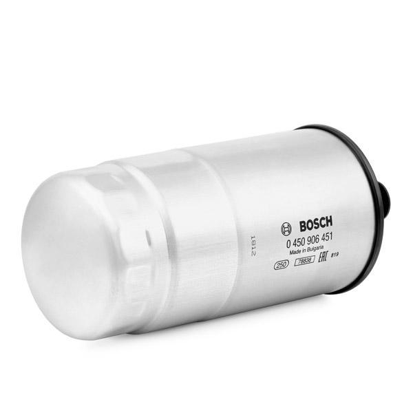 Inline fuel filter BOSCH N6451 3165143557754