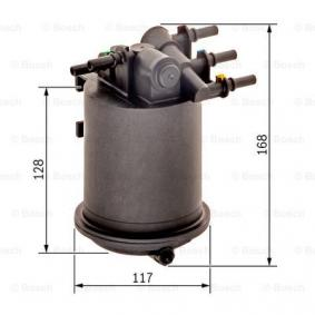 Fuel filter Article № 0 450 906 461 £ 140,00