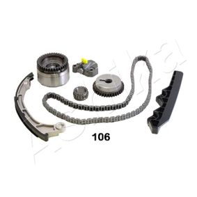 2012 Nissan Note E11 1.4 Timing Chain Kit KCK106V