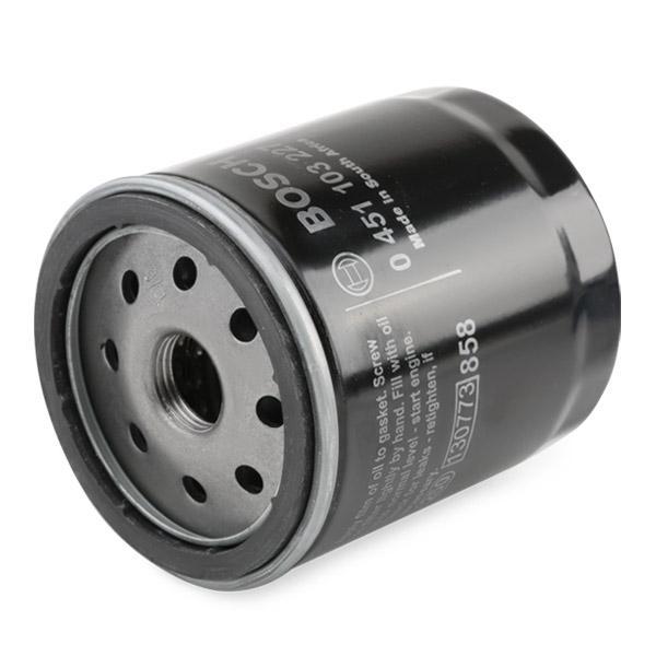 Ölfilter BOSCH P3227 3165141081121