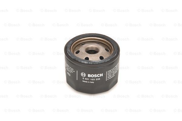 Motorölfilter 0 451 103 235 BOSCH P3235 in Original Qualität