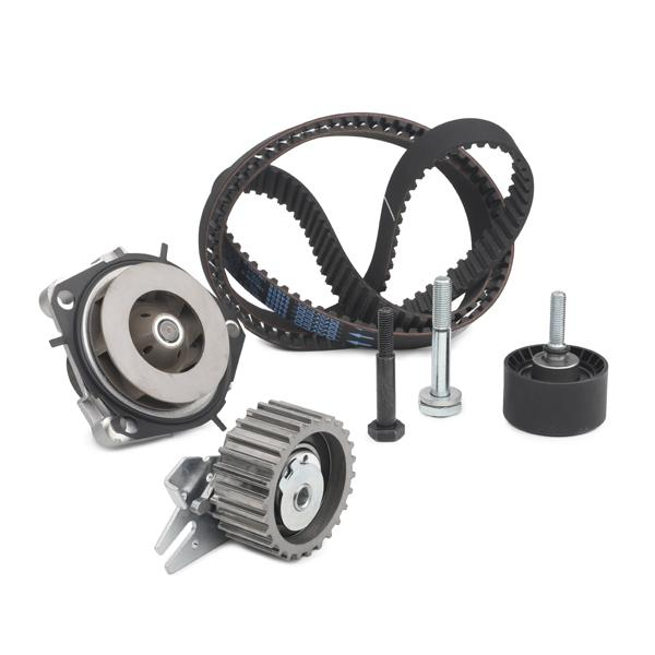 Timing belt and water pump kit DOLZ 05KD061 8430632000895