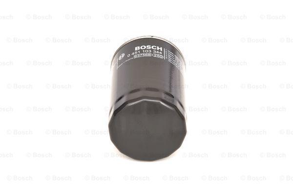 Motorölfilter 0 451 103 344 BOSCH P3344 in Original Qualität