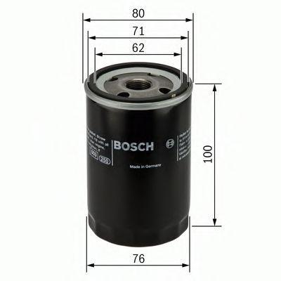 Filter BOSCH 0 451 103 350 Bewertung