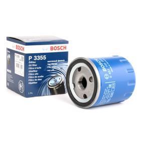 Filtro olio (0 451 103 355) per per Lampadina Luce Posteriore di Stop FIAT SCUDO Furgonato (220L) 2.0 JTD 16V dal Anno 05.1999 109 CV di BOSCH