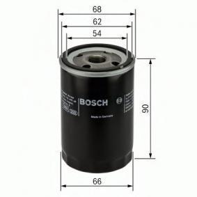 2005 Honda Civic Mk7 1.7 Oil Filter 0 451 103 364