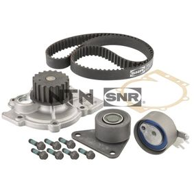 Water pump and timing belt kit KDP455.320 V70 2 (SW) 2.3 T5 MY 2004