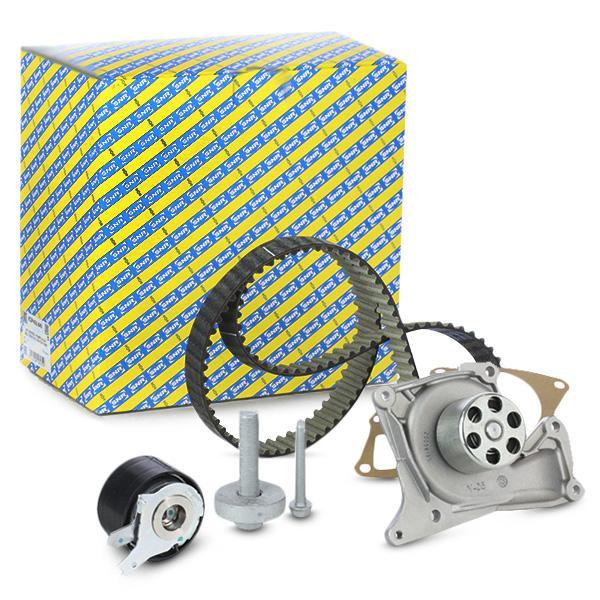 Kit de distribución con bomba de agua SNR KDP455.640 conocimiento experto