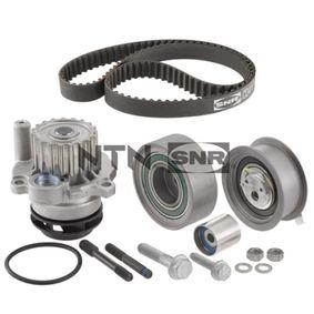 2000 Skoda Octavia 1u 1.9 TDI Water pump and timing belt kit KDP457.680