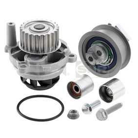Water pump and timing belt kit with OEM Number 06D 109 244 E