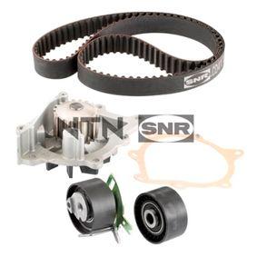 SNR  KDP459.580 Pompa acqua + Kit cinghie dentate